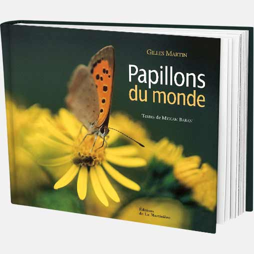 Book available online in Gilles Martin's shop