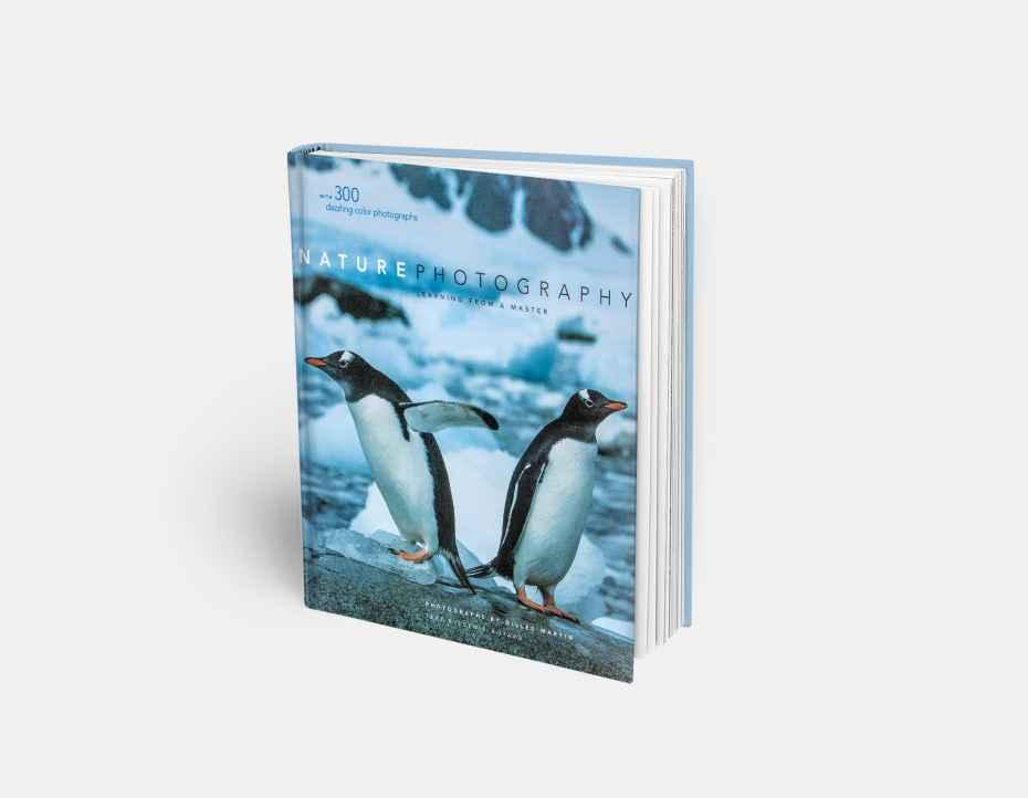 """Livre """"Nature Photography"""", disponible sur la boutique en ligne de Gilles Martin"""